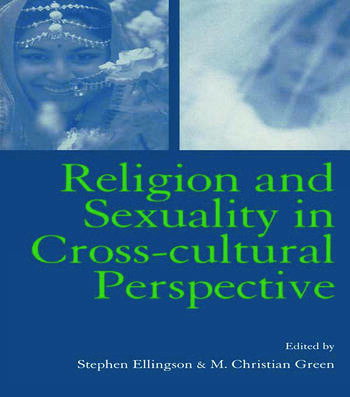 Religion and Sexuality in Cross-Cultural Perspective book cover