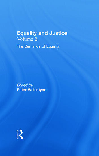 Equality Equality and Justice book cover