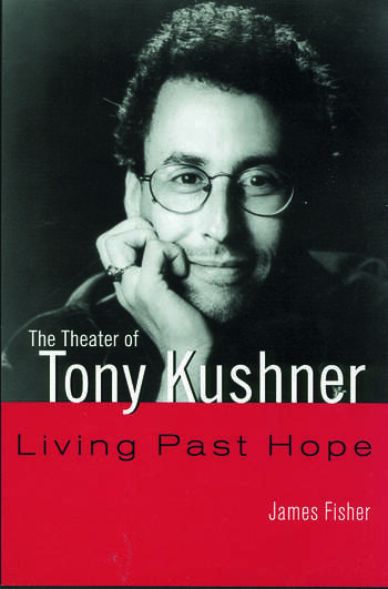 The Theater of Tony Kushner book cover