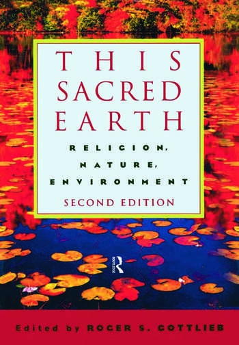 This Sacred Earth Religion, Nature, Environment book cover
