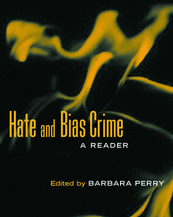 Hate and Bias Crime A Reader book cover
