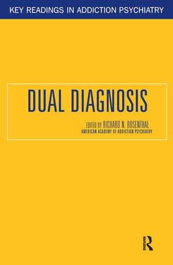 Dual Diagnosis book cover
