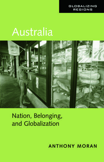Australia Nation, Belonging, and Globalization book cover