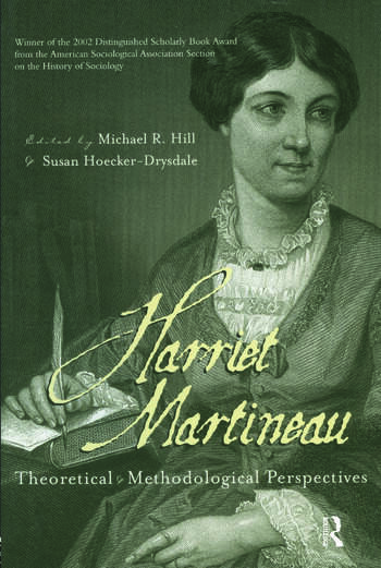 Harriet Martineau Theoretical and Methodological Perspectives book cover