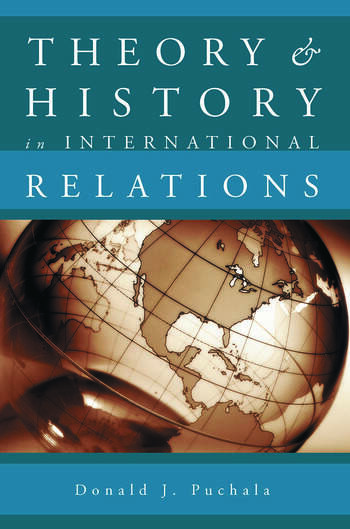 Theory and History in International Relations book cover