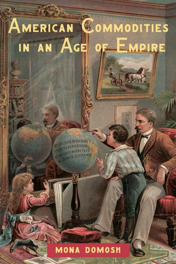 American Commodities in an Age of Empire book cover