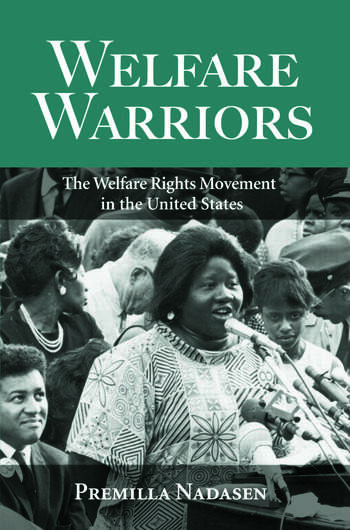 Welfare Warriors The Welfare Rights Movement in the United States book cover
