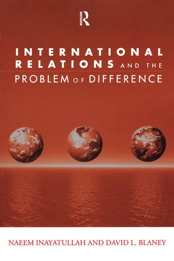 International Relations and the Problem of Difference book cover