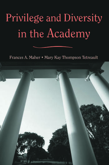 Privilege and Diversity in the Academy book cover