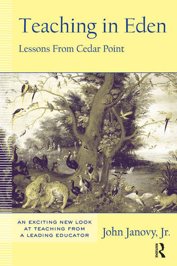 Teaching in Eden Lessons from Cedar Point book cover