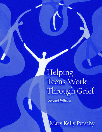 Helping Teens Work Through Grief book cover
