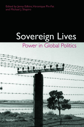 Sovereign Lives Power in Global Politics book cover
