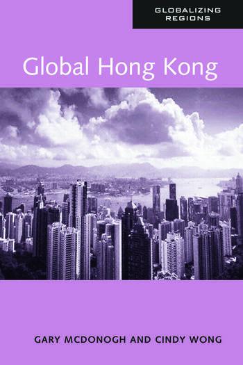 Global Hong Kong book cover
