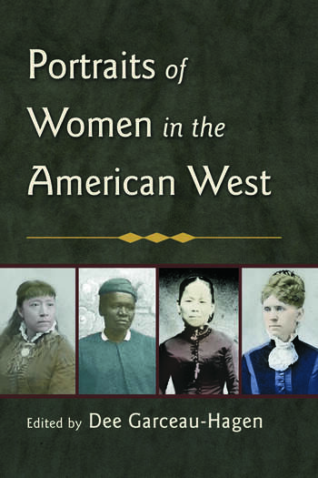Portraits of Women in the American West book cover