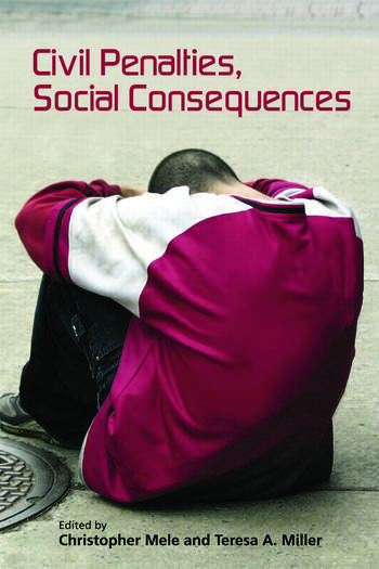 Civil Penalties, Social Consequences book cover