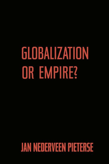 Globalization or Empire? book cover