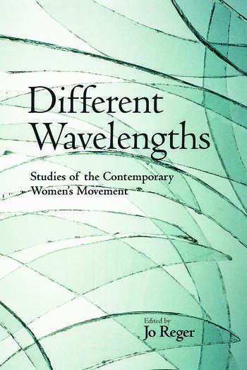 Different Wavelengths Studies of the Contemporary Women's Movement book cover