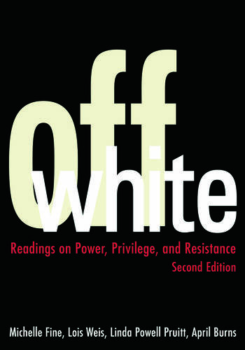 Off White Readings on Power, Privilege, and Resistance book cover