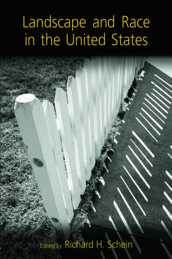 Landscape and Race in the United States book cover