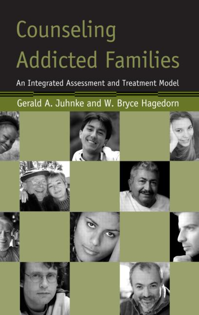 Counseling Addicted Families An Integrated Assessment and Treatment Model book cover