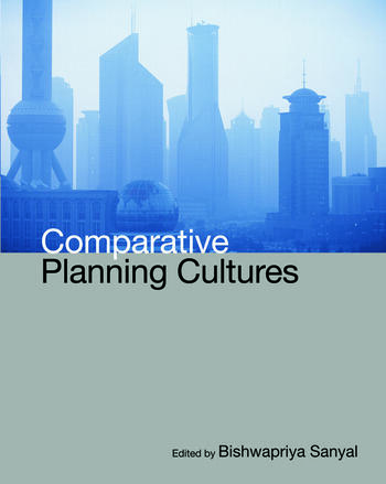 Comparative Planning Cultures book cover
