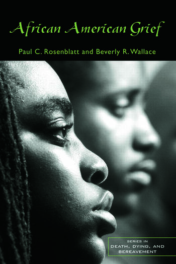 African American Grief book cover
