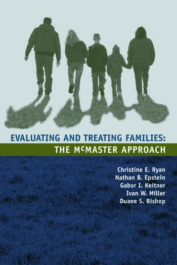 Evaluating and Treating Families The McMaster Approach book cover