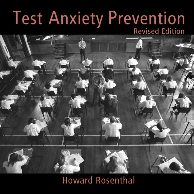 Test Anxiety Prevention Revised Edition book cover
