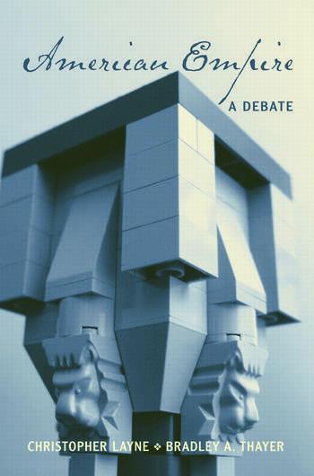 American Empire A Debate book cover