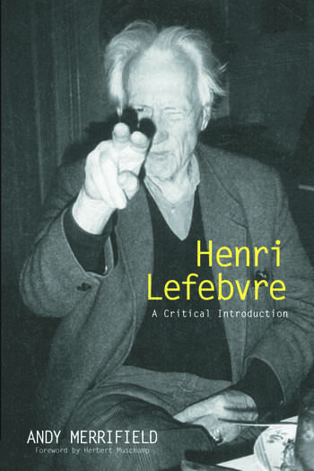 Henri Lefebvre A Critical Introduction book cover
