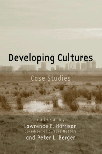 Developing Cultures Case Studies book cover