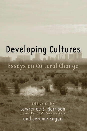 Developing Cultures Essays on Cultural Change book cover