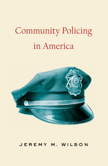 Community Policing in America book cover