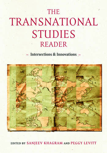 The Transnational Studies Reader Intersections and Innovations book cover