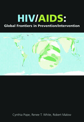 HIV/AIDS: Global Frontiers in Prevention/Intervention book cover