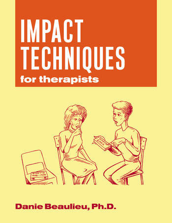 Impact Techniques for Therapists book cover