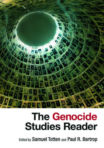 The Genocide Studies Reader book cover
