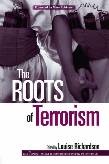 The Roots of Terrorism book cover