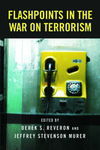 Flashpoints in the War on Terrorism book cover