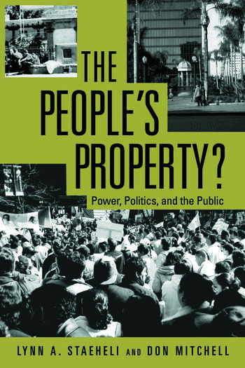 The People's Property? Power, Politics, and the Public. book cover
