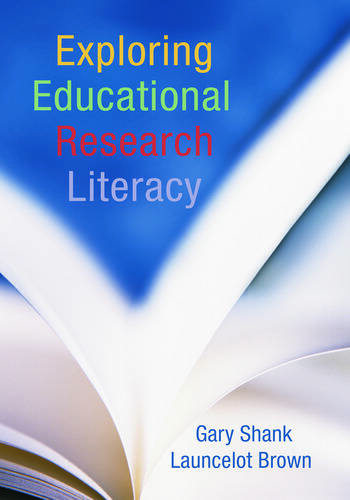 Exploring Educational Research Literacy book cover