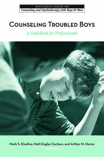 Counseling Troubled Boys A Guidebook for Professionals book cover