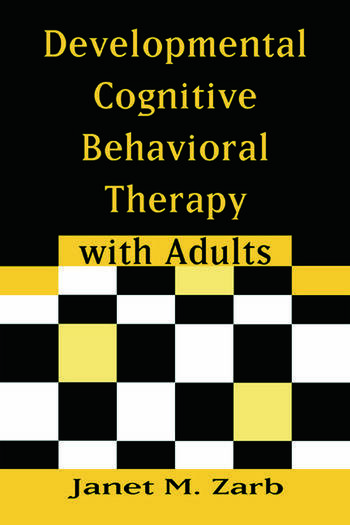 Developmental Cognitive Behavioral Therapy with Adults book cover