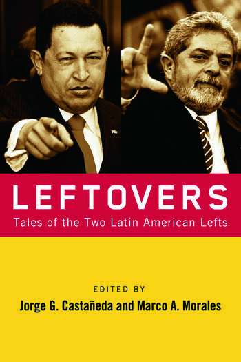 Leftovers Tales of the Latin American Left book cover