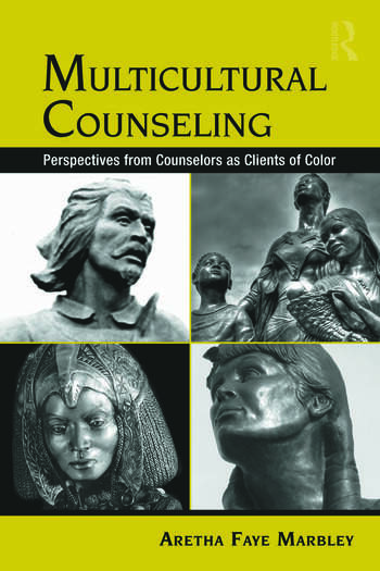 Multicultural Counseling Perspectives from Counselors as Clients of Color book cover