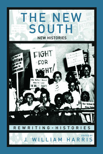 The New South New Histories book cover