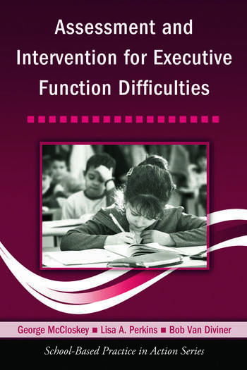 Assessment and Intervention for Executive Function Difficulties book cover