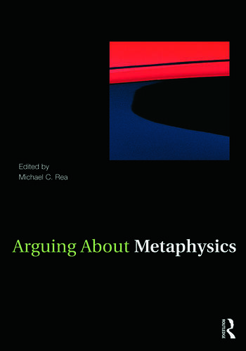 Arguing About Metaphysics book cover
