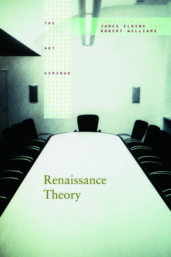 Renaissance Theory book cover