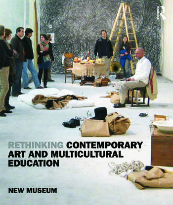 Rethinking Contemporary Art and Multicultural Education book cover